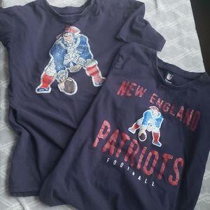 Boys Pat Patriot T-shirt bundle